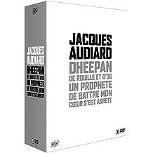 Jacques Audiard - Coffret 4 films: De battre mon coeur s'est arrêté + Un prophète + De rouille et d'os + Dheepan