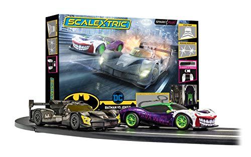 Scalextric Batman vs Joker 1:32 Spark Plug Slot Car
