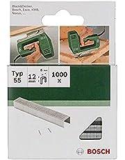 Bosch 2609255825 12 mm Type 55 smalle kroonnietjes (Pakket van 1000)