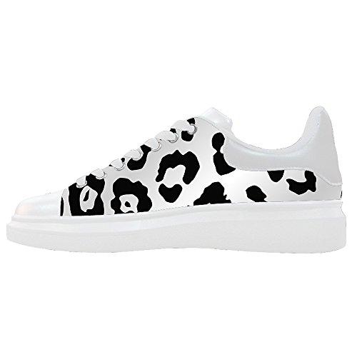 Custom Stampa leopardo Womens Canvas shoes Le scarpe le scarpe le scarpe. Comprar Barato Conseguir Auténtica YMS8VfWFu6