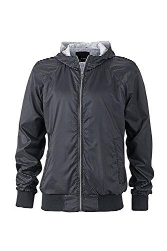 Promozione Tempo Jacket Il Sports Men's Libero Per black E Sportiva Black Giacca wtqxYzgU