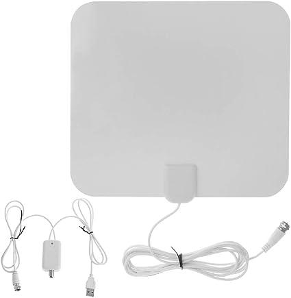 Antena digital WEISHAZI, amplificador de señal aérea ...