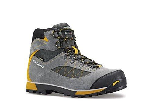 Dolomite - Botas de senderismo de Piel para hombre, color Gris, talla 11.5 UK
