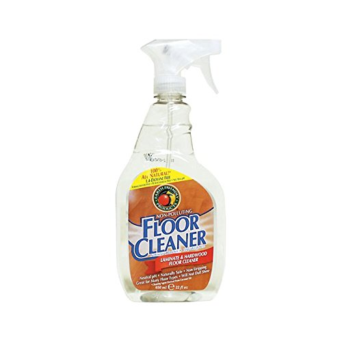 Earth Friendly Products Laminate and Hardwood Floor Cleaner, 22 oz