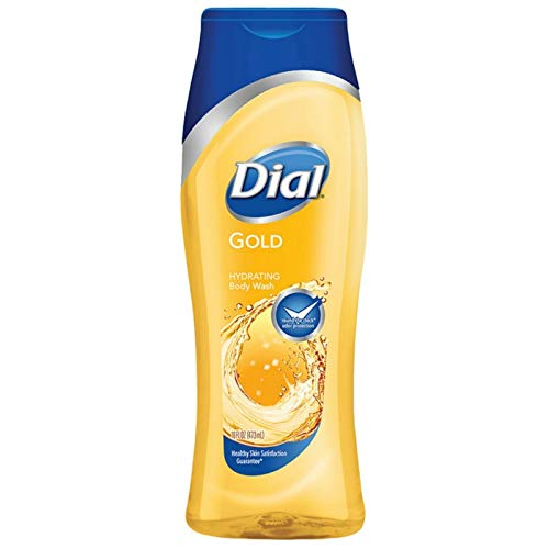 (Dial Gold Hydrating Body Wash 16 oz (Pack of 8))