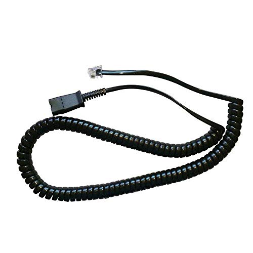 Plantronics U10P-S Cable For Yealink And Snom