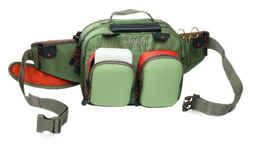 Allen Company Fox River Fishing Chest Pack, Twin Double Compartment, Outdoor Stuffs