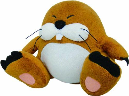 Sanei Super Mario Plush Series Monty Mole/Chorobu Plush Doll, 6