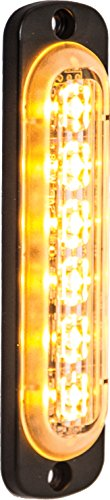 Buyers Products (8891910) Amber Vertical LED Strobe Light