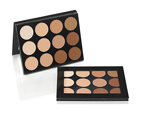 Mehron Makeup Celebre Pro-HD Cream Face & Body Makeup, 12 Color Foundation - Cream Celebre