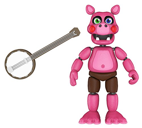 Funko Five Nights at Freddy's Pizza Simulator - Pigpatch Collectible Figure, ()