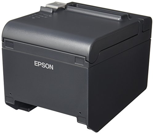 Epson TM-T20II Direct Thermal Printer USB - Monochrome - Desktop - Receipt Print - Thermal Epson Paper