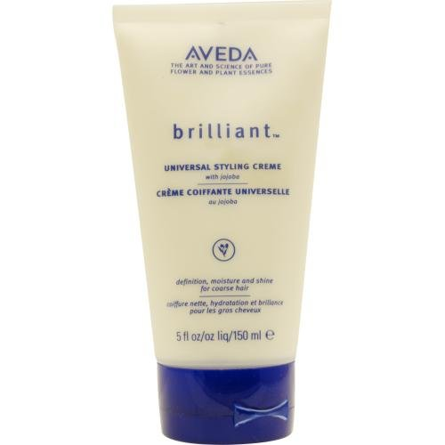 Aveda Brilliant Universal Styling Creme - AVEDA by Aveda BRILLIANT UNIVERSAL STYLING CREME 5 OZ UNISEX (Package Of 2)