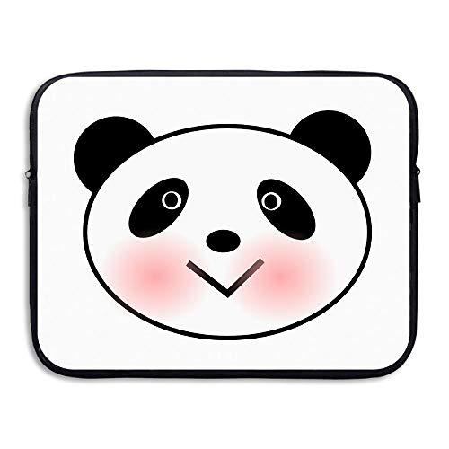 Water-resistant Laptop Bags Gamer Panda Ultrabook Briefcase Sleeve Case Bags 13 Inch ()