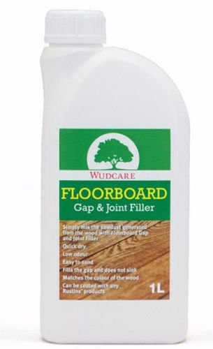 Wudcare Floorboard Gap And Joint Filler 1 Litre Quick Drying