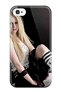 [INUwPax270wrwDG] - New Celebrity Avril Lavigne Protective Iphone 4/4s Classic Hardshell Case