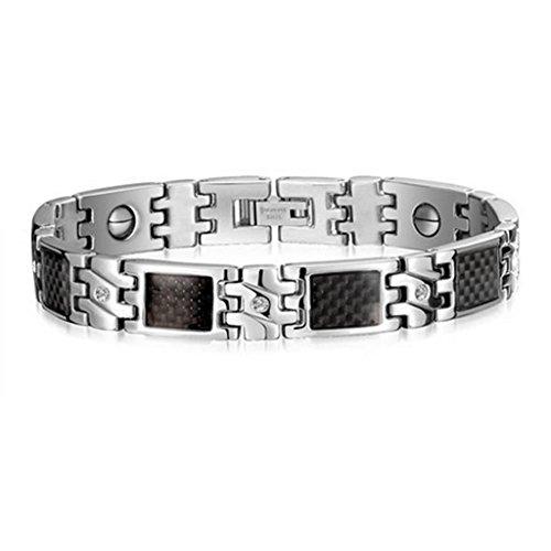 Mont Blanc Platinum Key Ring - 6