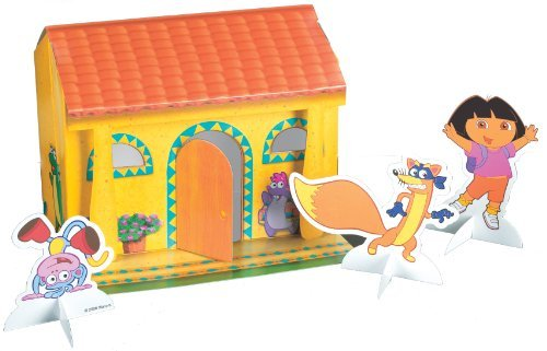 - Dora & Friends Centerpiece