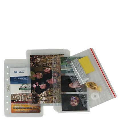 Compact Plastic Inserts Value Pack