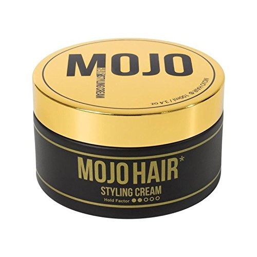 Mojo Hair Styling Cream (Pack of 6) by Mojo
