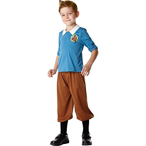 The Adventures of Tin Tin Costume - Small -