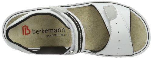 Berkemann Sandales Femmes Leni De 03102_g Blanc (blanc 101)