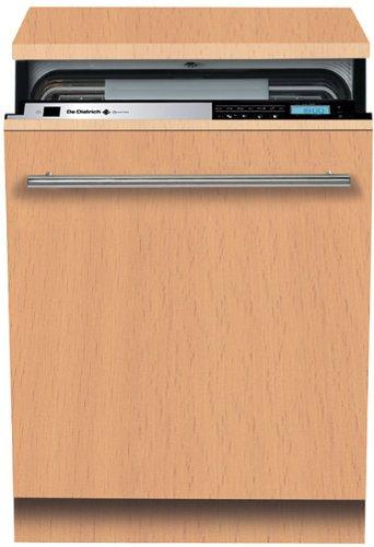 De Dietrich DQH740JE1 lavavajilla Totalmente integrado 12 ...