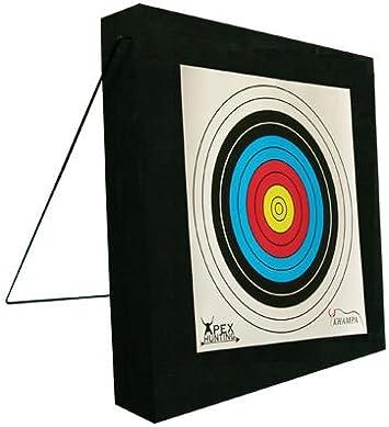 Poooooi Straw Target Compound Bow Recurve Target Shooting Target Grass Stalks Bow And Arrow Target Shooting Target Shooting Target Training Outdoors Raking,55cm,1 layer