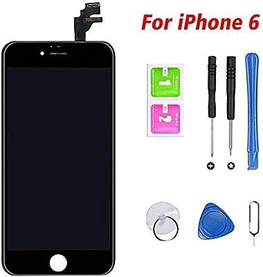 Hoonyer Pantalla para iPhone 6 Pantalla táctil LCD Kit de Pantalla ...