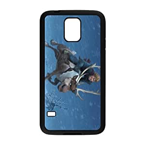 Frozen Kristoff and Sven Cell Phone Case for Samsung Galaxy S5