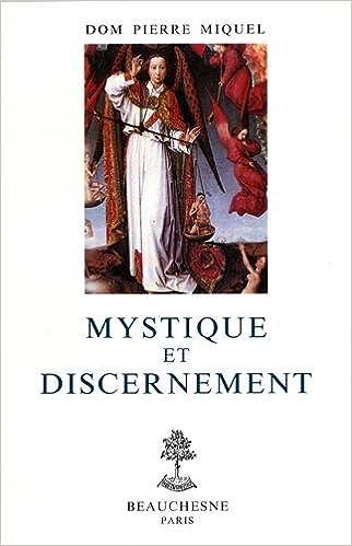 Lire Mystique et discernement pdf epub
