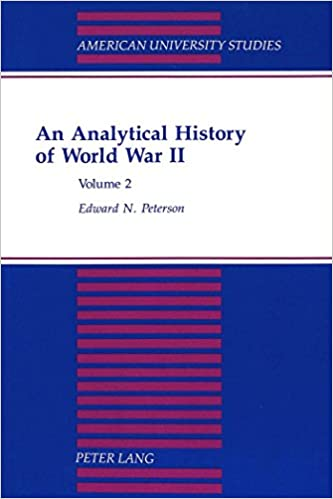an analysis of the study of history