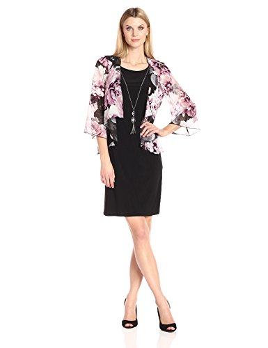 Mock Jacket Dress - 3