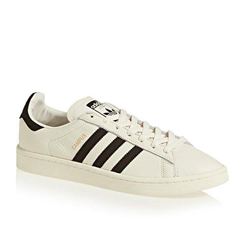 adidas Originals Campus Shoes 6.5 B(M) US Women/5.5 D(M) US Chalk White/core Black/Cream White ()