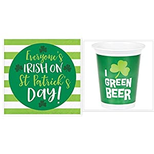 Olive Occasions Valentine + Mardi Gras + St Patty's Day Party Supplies 70