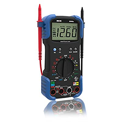 INNOVA 3340 Automotive Digital Multimeter (10 MegOhm/UL): Automotive