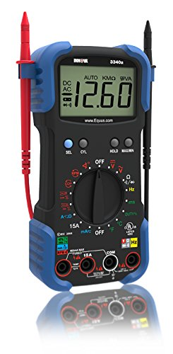 innova 3340 automotive digital multimeter guide