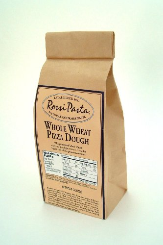 Whole Wheat Pizza Dough - Grain Pizza