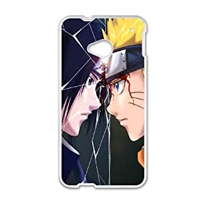 Lovely Naruto Phone Case For HTC One M7 V55312
