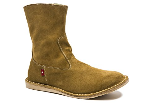 Oliberte Men's Muloo Tan Suede 42/9 Boot by Oliberte