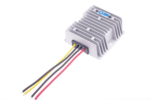 SMAKN® Synchronous Buck Voltage Converter DC-DC 48V (30-63V) to 13.8V 10A 138W Power Supply Module ()