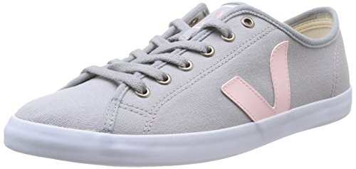 Grey petale Mode Femme Veja Gris Taua Baskets oxford fqyWUv6