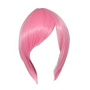Dream2reality Cosplay_Sora no Otoshimono_Sakurai&Giou yuki_slim face_35cm_light pink_kanekalon wig