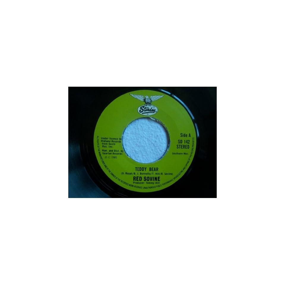 teddy bear/ daddy (STARDAY/GUSTO 142  45 single vinyl