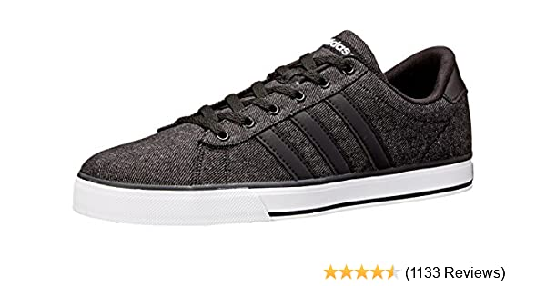 timeless design 9b934 371ad Amazon.com   adidas NEO Men s SE Daily Vulc Lifestyle Skateboarding Shoe    Fashion Sneakers