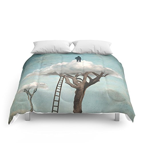 Society6 The Great Escape Comforters King: 104'' x 88'' by Society6
