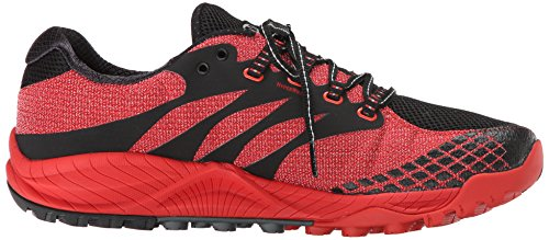 Charge All Chaussures Lava black Trail De Merrell Noir Out Homme molten qECdgg6
