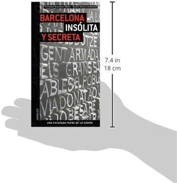 Guía Barcelona insólita y secreta: Amazon.es: Muro, Veronica ...