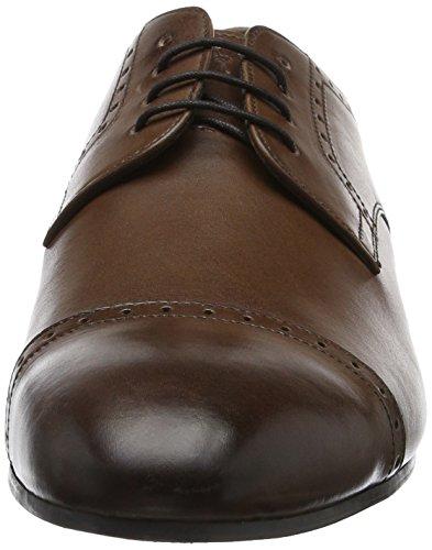 Joop! Itanos Kleitos Lfu1, Zapatos de Cordones Derby para Hombre marrón
