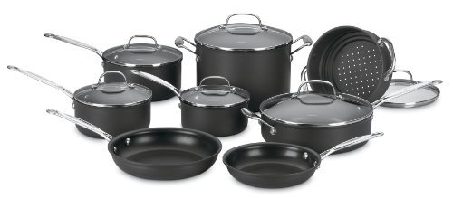 Cuisinart 66 14 Nonstick Hard Anodized 14 Piece